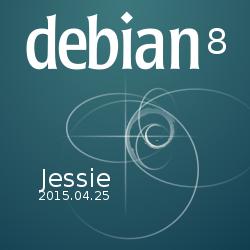 Debian Jessie 8